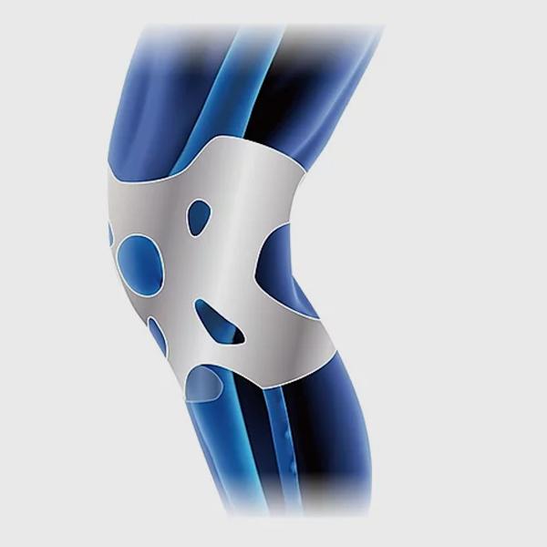 MS-K тейп за коляно