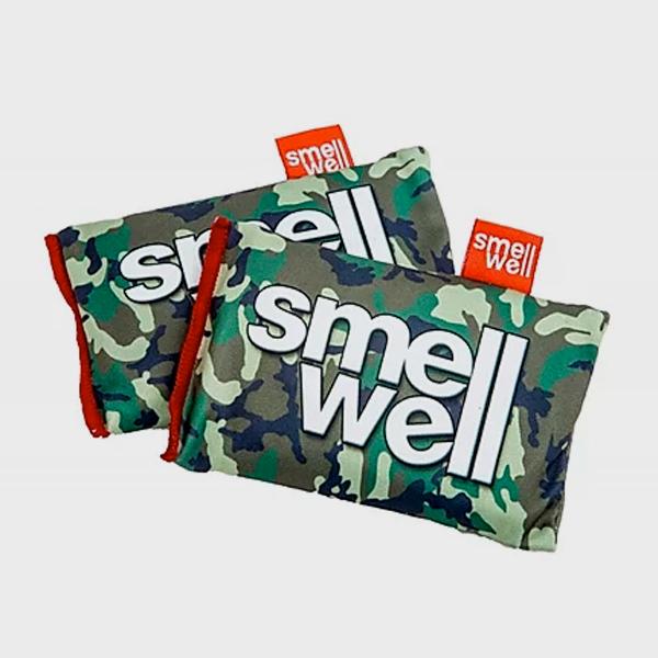 Smellwell шарка зелен камуфлаж