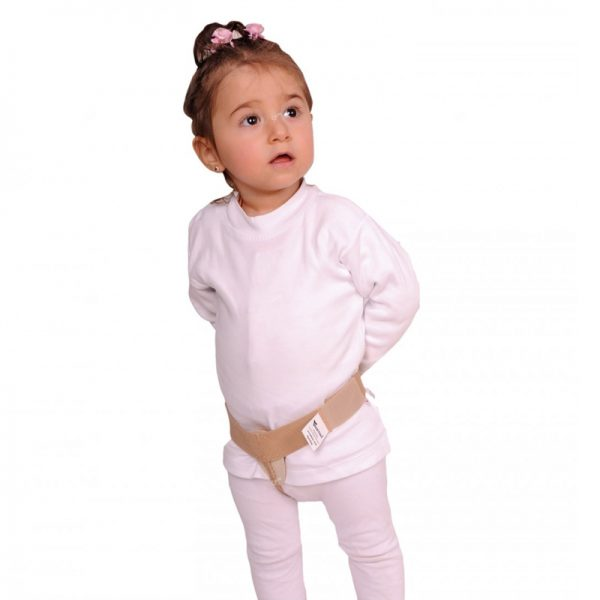 Еластичен бандаж - детски - за ингвинални хернии