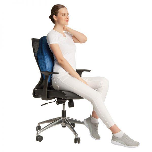 Анатомична възглавница за гръб