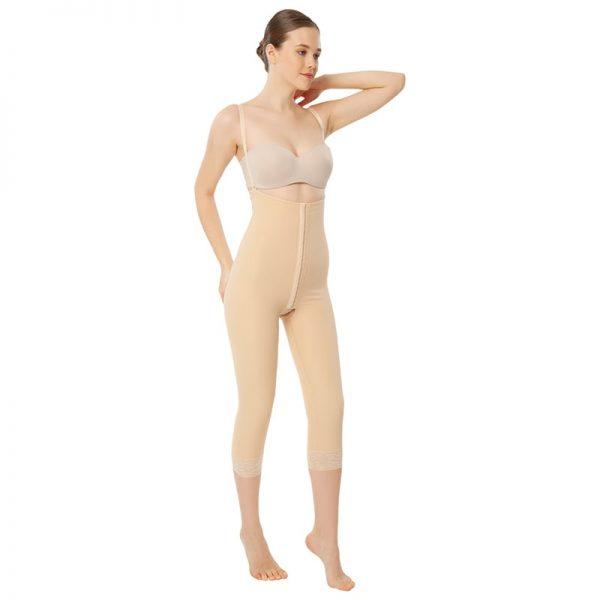 Корсет за след липосукции - от под гърдите до под коляното