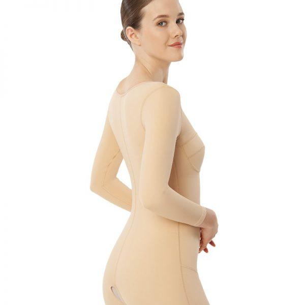 Стягащо постоперативно еластично бельо за цяло тяло