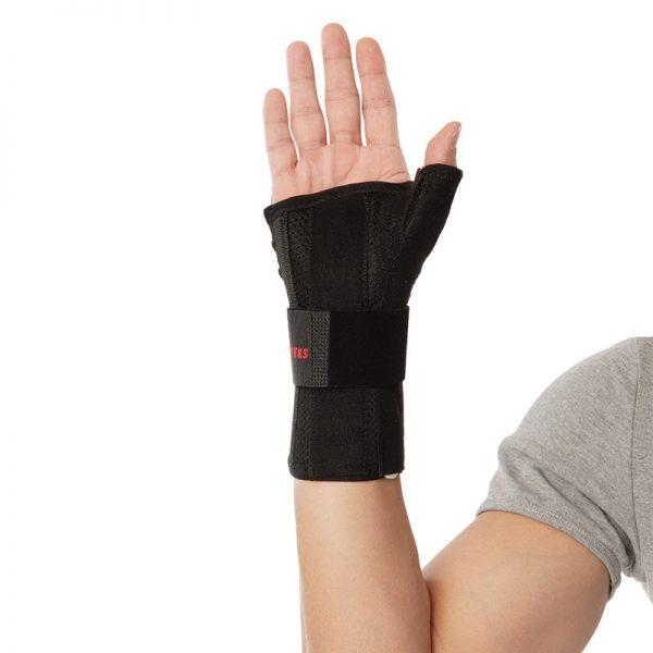 Flexi Ортеза за дясна и лява китка с опора за палеца