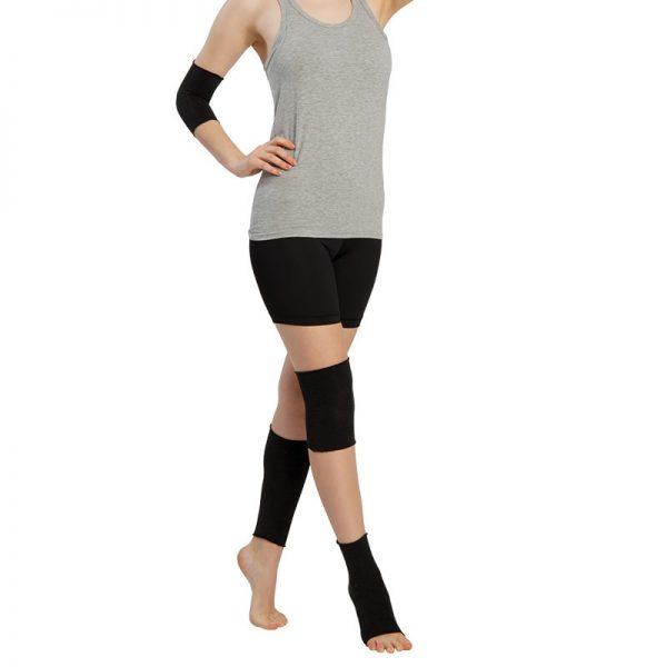 Еластичен ортопедичен трабекуларен бандаж с втъкани сребърни нишки – руло, 15-16 метра дължина