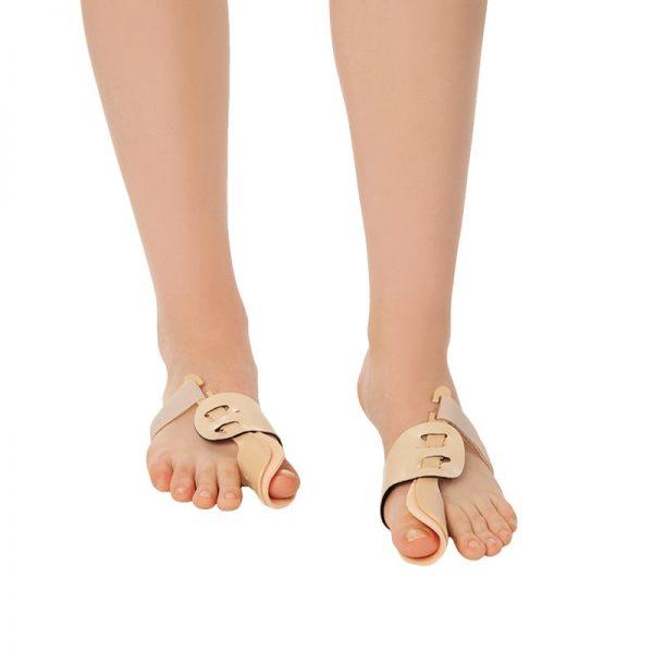 Халукс валгус – ортеза за палеца на крака