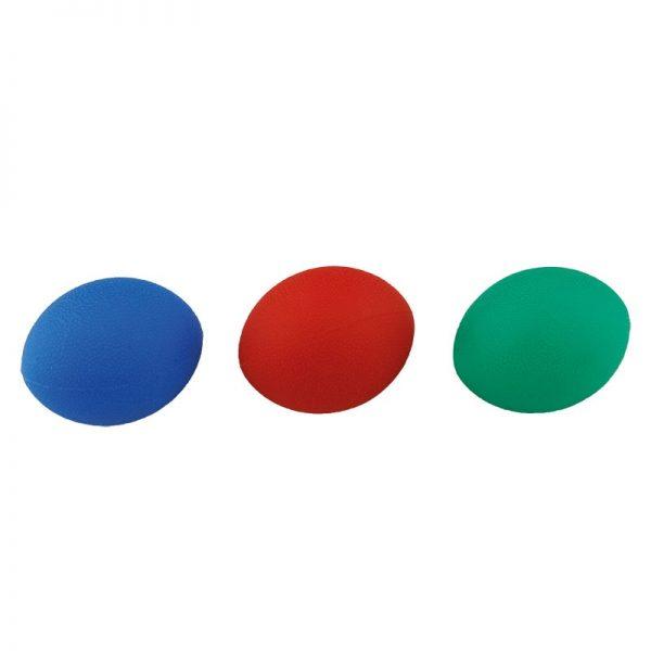 Силиконова топка за рехабилитация на ръка, вид експандер