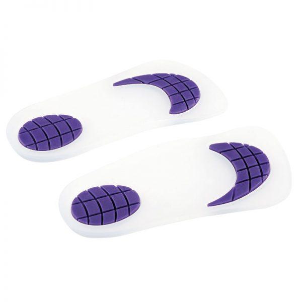 3/4 силиконова стелка Виолет