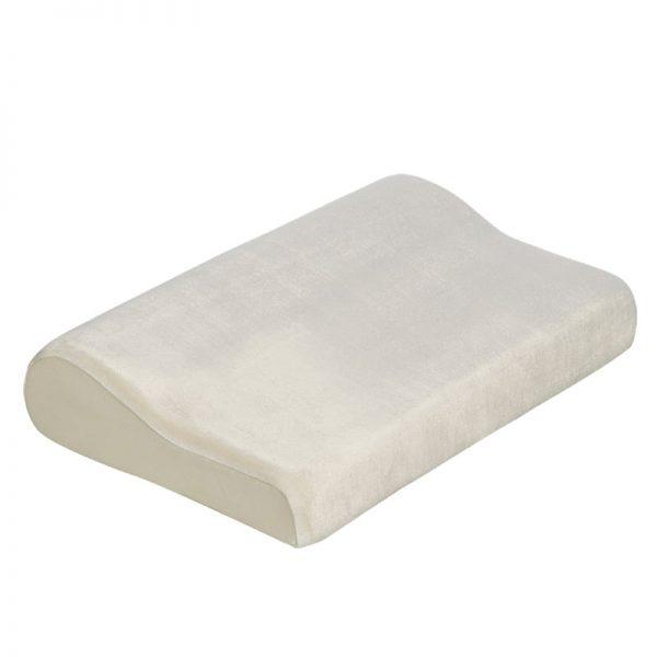 Ортопедична възглавница от мемори пяна - малка 47х30