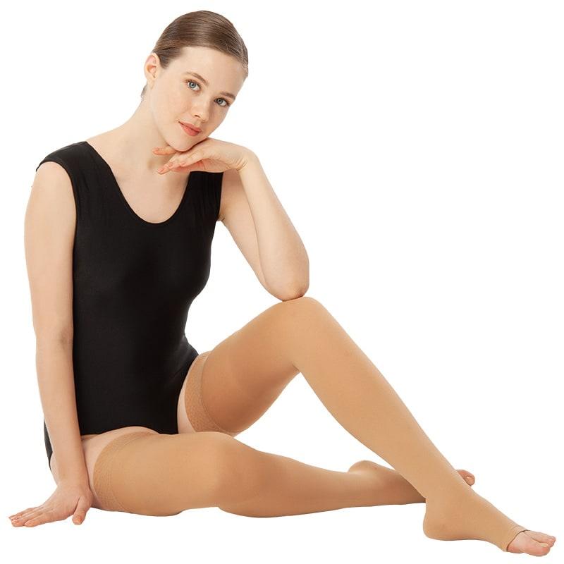Еластични чорапи за разширени вени размери