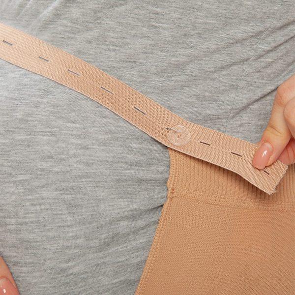 Еластичен чорапогащник за бременни с II клас на компресия