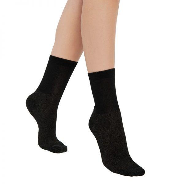 Чорапи със сребърна нишка